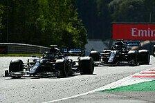 Formel 1 Österreich: Bottas gewinnt Chaos-GP, Hamilton bestraft