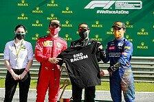 Formel 1 2020: Österreich GP - Podium