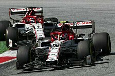 Alfa-Sauber vor Formel-1-Präsentation: Räikkönen & Co gefordert
