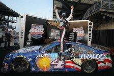 NASCAR 2020: Fotos Rennen 16 - Indianapolis Motor Speedway