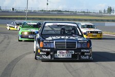 Motorsportfestival Salzburgring: Start der Tourenwagen Classics