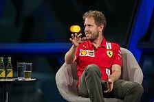 Sebastian Vettels Formel-1-Zukunft: Auftritt in Red-Bull-Talk