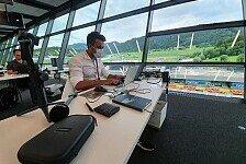 Blog: Das Journalisten-Leben in der Formel-1-Blase