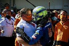 Formel 1, McLaren baut auf Norris: Nächster Schritt erledigt