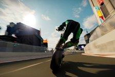 Formel E - Video: Neue E-Scooter-Rennserie: Mit 100 km/h durch die Stadt