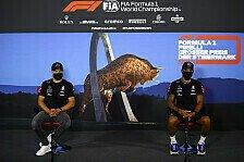 Formel 1 Ticker-Nachlese Steiermark GP: Aussagen vom Medientag