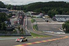 DTM-Autos fahren in Spa: Erste Bilder seit 15 Jahren