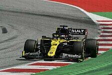 Formel 1 Österreich: Ricciardo zerstört Renault im Training