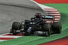 Formel 1 Steiermark, Training: Hamilton mit mysteriösem Problem