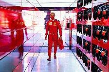 Formel 1 Steiermark - Presse: Ferrari, ein Bild der Schande