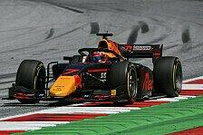 Formel 2 Steiermark: Yuki Tsunoda startet von der Pole