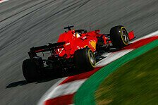 Formel 1, Training-Analyse: Was bringt Ferraris Upgrade?