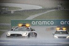 Formel 1 Steiermark: Qualifying-Generalprobe abgesagt