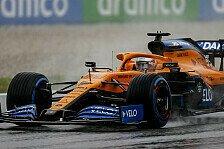 Formel 1 Spielberg: Sainz übersteht Qualifying-Stress, holt P3