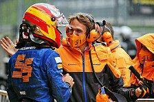 Formel 1, Norris-Schmerzen bleiben: Zweifel wegen Rennen
