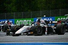 Formel 2 Spielberg 2020: Schumacher-Drama, Lundgaard siegt
