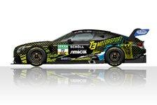 Bentley-Boy Jordan Pepper fährt für T3 Motorsport