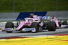 Formel 1 Steiermark GP, Albon gegen Perez: Wer war schuld?
