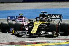 Formel 1, Ricciardo genervt von Stroll: Verzweifelter Angriff