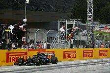 Formel 1 2020: Steiermark GP - Rennen