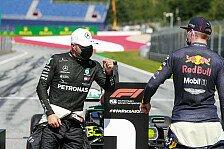 Formel 1, Bottas knackt Verstappen: War nur Schadenbegrenzung