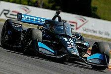 IndyCar Road America II 2020: Startchaos, 1. Rosenqvist-Sieg