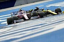 Renaults Kopier-Krieg vs. Racing Point: Alle Punkte müssen weg