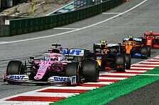 Formel 1, FIA bestätigt: 5 Teams fechten Racing-Point-Urteil an