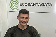 WSBK: Lorenzo Gabellini ersetzt Jordi Torres bei Althea Racing