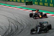 Formel 1, Marko: Mercedes gewinnt auf Geraden 4 Zehntel