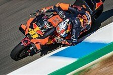 MotoGP: KTM bejubelt Leistungsexplosion in Jerez