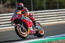 MotoGP: Marc Marquez Favorit für seine Kollegen