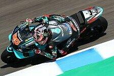 MotoGP: Fabio Quartararo blitzt mit Berufung ab, Strafe bleibt
