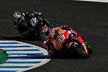 MotoGP Jerez 2020: M. Marquez Erster in FP1-Tausendstelkrimi