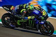 Bilder: MotoGP-Testfahrten in Jerez