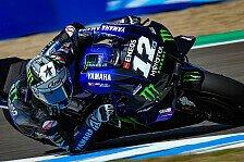 MotoGP Jerez: Vinales endlich mit gutem Start - P2 als Lohn