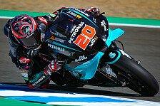MotoGP Jerez 2020: Fabio Quartararo holt Pole in Quali-Krimi