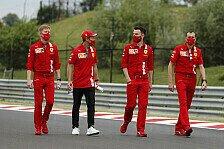 Formel 1 2020: Ungarn GP - Vorbereitungen Donnerstag