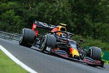 Formel 1, Verstappen & Albon chancenlos: RB16 unberechenbar