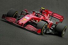 Formel 1 Ungarn, Ferrari fasst Mut: Ohne Geraden geht was