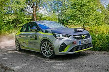 ADAC Opel e-Rally Cup: Neuer Fahrplan
