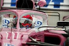 Formel 1: Neue Details zu Renaults Protest gegen Racing Point