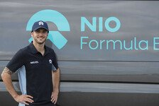 Daniel Abt: Formel-E-Testfahrten mit NIO 2020