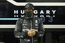 Formel 1, Hamilton fürchtet Ferrari: Motor hilft in Ungarn kaum