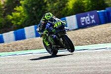 MotoGP - Valentino Rossi nur auf P20: Neues Bike, alte Probleme
