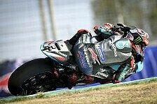MotoGP Live-Ticker Jerez: Reaktionen zum 1. Quartararo-Sieg