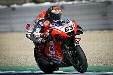 MotoGP Brünn: Bagnaia nach Crash im Krankenhaus