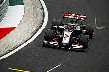Formel 1 Ungarn, Haas hängt fest, K-Mag: Brauchen jetzt Updates