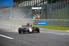 Formel 1 Ungarn, Alfa-Absturz im Qualifying: Räikkönen Letzter