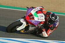 MotoE Jerez: Tulovic und Aegerter in der ersten Reihe